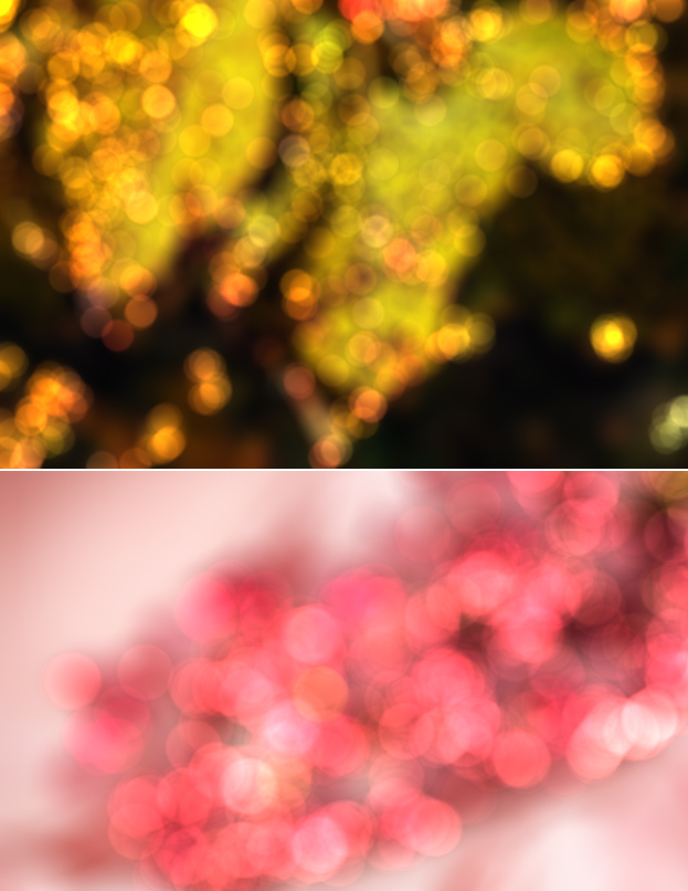 How To Create A Bokeh Background In Photoshop Cs6