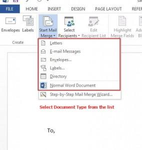 mail merge-2