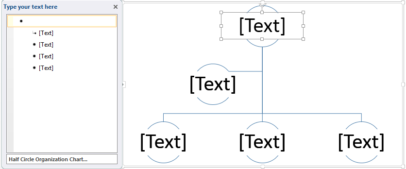 How to Insert SmartArt Graphics in Word 2013 4