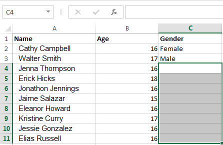 How to Create a Dropdown List in Excel 2013 3
