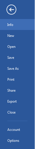 How to Use Document Inspector in Word 2013 2