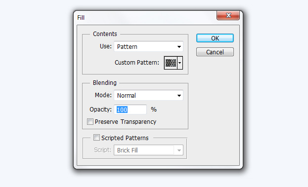How to Use the New Scripted Patterns in Photoshop CS6