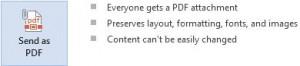 send file email - send as pdf button