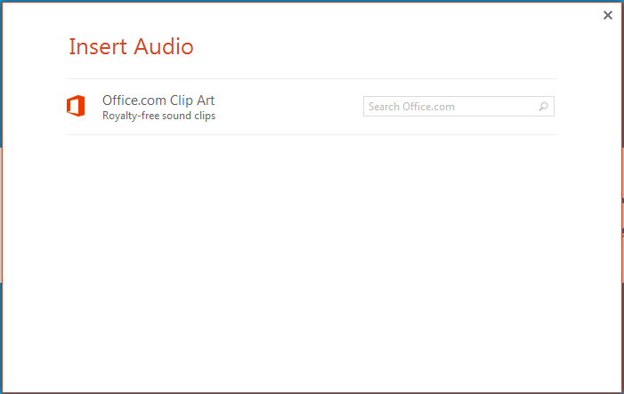 How to Add Music to a Presentation in PowerPoint 2013 4