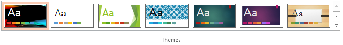 How to Modify Themes in PowerPoint 2013 2