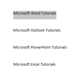How to Add and Remove Bookmarks in Word 2013 1