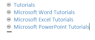 How to Create and Manage a Master Document and Subdocuments in Word 2013 3